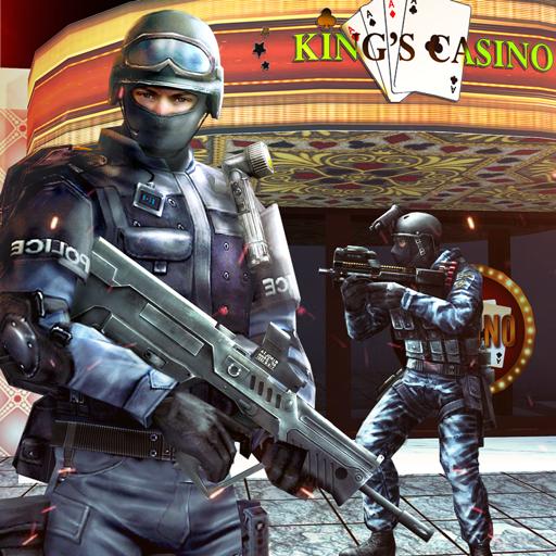 Grand Casino Robbery Vegas Heist Shooting Games 1.0