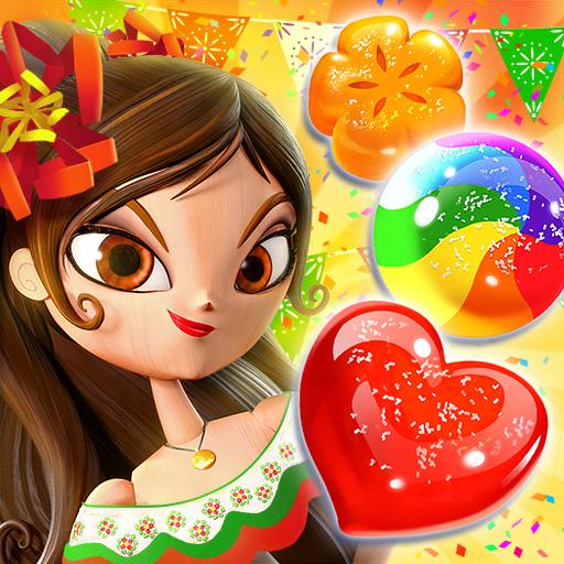 Sugar Smash: Book of Life - Free Match 3 Games. 3.75.116.906141323