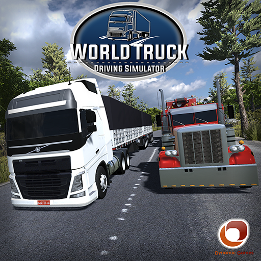 World Truck Driving Simulator 1,005