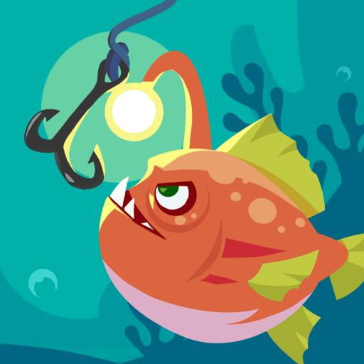 Happy Fishing - Catch Fish and Treasures 1.0