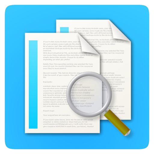 Search Duplicate File (SDF Pro) 4.92