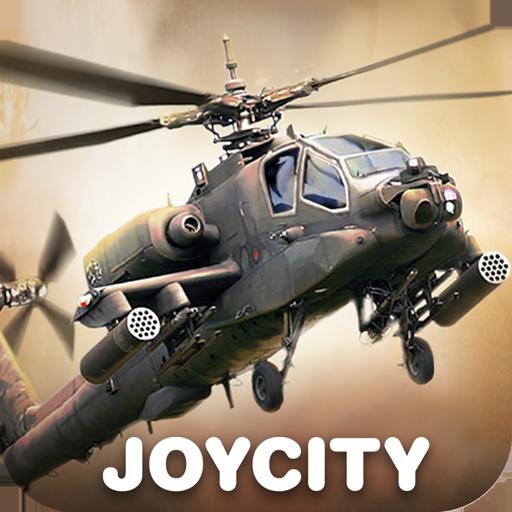 GUNSHIP BATTLE: Helicopter 3D 2.7.24