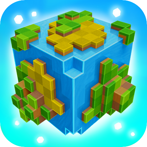 Planet of Cubes Survival Craft 4.4.3