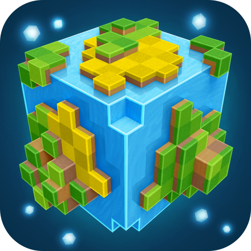 Planet of Cubes Survival Craft 4.4.2
